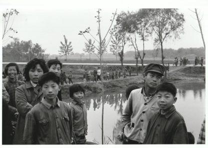 Tirage 05 - Route de Yang Zhou à Nankin - Mai 1982 - Jean-B enoît Zimmerman - La Nouvelle Chambre Claire