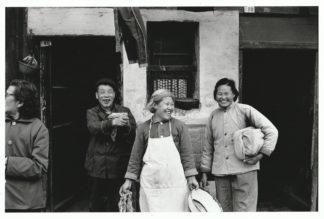Tirage 06 - Chang Zhou - Mai 1982 - Jean-Benoît Zimmerman - La Nouvelle Chambre Claire