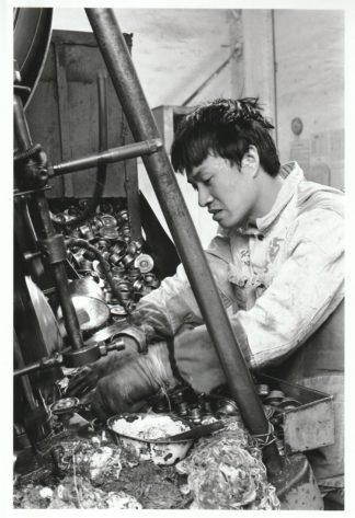 Tirage 15 - Shanghai - Avril 1982 - Jean-Benoît Zimmerman - La Nouvelle Chambre Claire